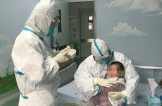 新冠肺炎疫情:三个月大女婴会早日康复出院