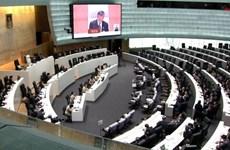 泰国上议院通过2020财年预算法案