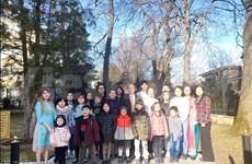 越南驻奥地利使馆举办越南语培训班助力越侨子女学母语