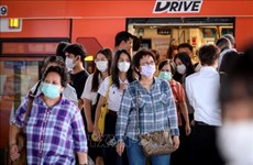 泰国开发冠状病毒感染风险自我评估系统