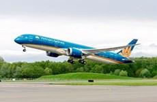 越南国家航空公司的飞机配备空气过滤系统