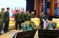 越南将确保举办东盟防长非正式会议的安全