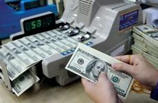2月19日越盾对美元汇率中间价上调14越盾
