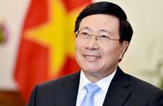 范平明副总理即将出席东盟-中国关于应对新冠肺炎疫情的特别外长会