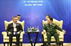 东盟国防部长非正式会议框架内:促进越南和泰国之间的防务合作