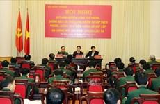 政府副总理武德儋:军队在新冠肺炎疫情防控工作中扮演至关重要的作用
