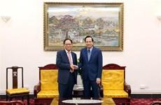 越南与韩国推进职业教育领域的合作