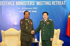 2020年东盟主席年:防务合作是越柬关系中的支柱