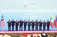 2020东盟轮值主席年:东盟防长非正式会议在河内召开