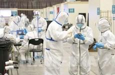 新冠病毒肺炎:中国与泰国合作抗击疫情