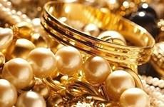 2月20日越南国内黄金价格保持在4500万越盾左右
