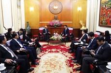 越南支持旅居海外越南企业家