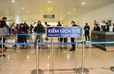 新冠肺炎疫情:对从中国回来的越南公民加强监管