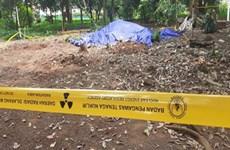 印尼首都附近地区被检测出高水平辐射