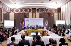 湄公河-澜沧江流域国家一致同意加强合作