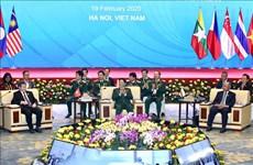 东盟国防部长发表抗击疫情的联合声明彰显了东盟齐心协力与主动适应的精神