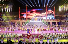 2020年顺化文化节开幕式将于8月28日举行