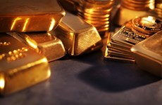 2月21日越南国内黄金价格接近4550万越盾
