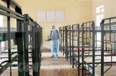 新冠肺炎疫情:政府总理指示下拨5吨氯胺B用于疫情防控工作