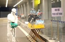 新冠肺炎疫情:通过广宁省芒街口岸入境的人可返乡进行隔离