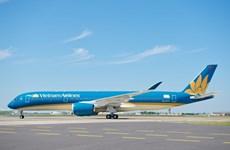 越航往返韩国和日本航班仍正常执行