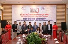 越南签署旅游景区和一级方程式赛车联合推广宣传合作协议