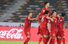 国际足联最新排名:越南队依旧名列世界94位
