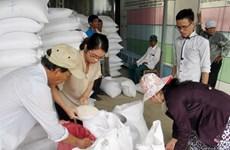 越南政府向莱州、奠边和德农三省下拨救济大米