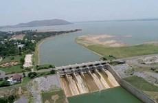 泰国努力在旱季中确保人民的用水需求