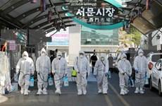 新冠肺炎疫情:越南外交部主动采取措施保护在韩国越南公民