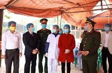 新冠肺炎疫情:越南卫生部引导关注来自疫区人员的身体健康状况
