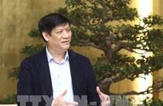 新冠肺炎疫情:越南有足够能力和生物药物对新冠病毒进行检测