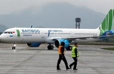 新冠肺炎疫情:越竹航空公布暂时取消飞往韩国的航班
