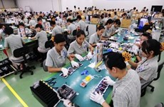 新冠肺炎疫情:尚未发现在韩国的越南劳动者感染新冠肺炎