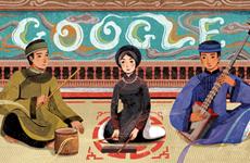 谷歌推崇越南筹文曲演唱艺术