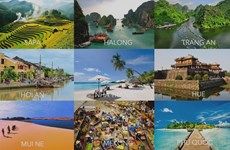 越南旅游业提供安全目的地