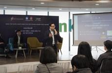 河内市与年轻创业企业并肩同行