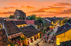 越南旅游:到访会安游客量回暖