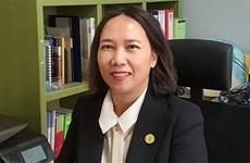 首个越裔韩国人参选韩国国会议员