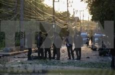 泰国送卡府发生一起爆炸袭击事件致多人受伤