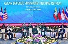 越南积极就东盟防务合作进程提出多项倡议