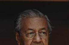 马来西亚国王委任马哈蒂尔担任临时总理