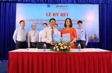 越南VPI和HQGANO公司合作生产免洗消毒洗手液