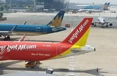 新冠肺炎疫情:越南航空业制定发展方案