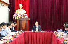 越南交通部门努力寻找措施  把新冠肺炎疫情造成的负面影响减少到最低限度