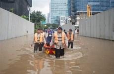 印尼首都发生洪灾    至少5人死亡