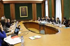 越南与比利时加强审计领域的合作关系