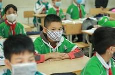 越南教育部考虑继续允许学前、小学、初中学生停课时间延长1-2周