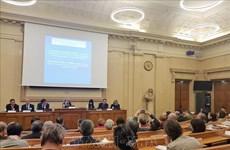 东海合作研讨会在法国举行