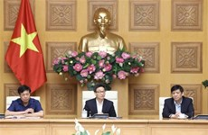 新冠肺炎疫情:越南将从2月29日0时起暂停对韩国公民的免签政策